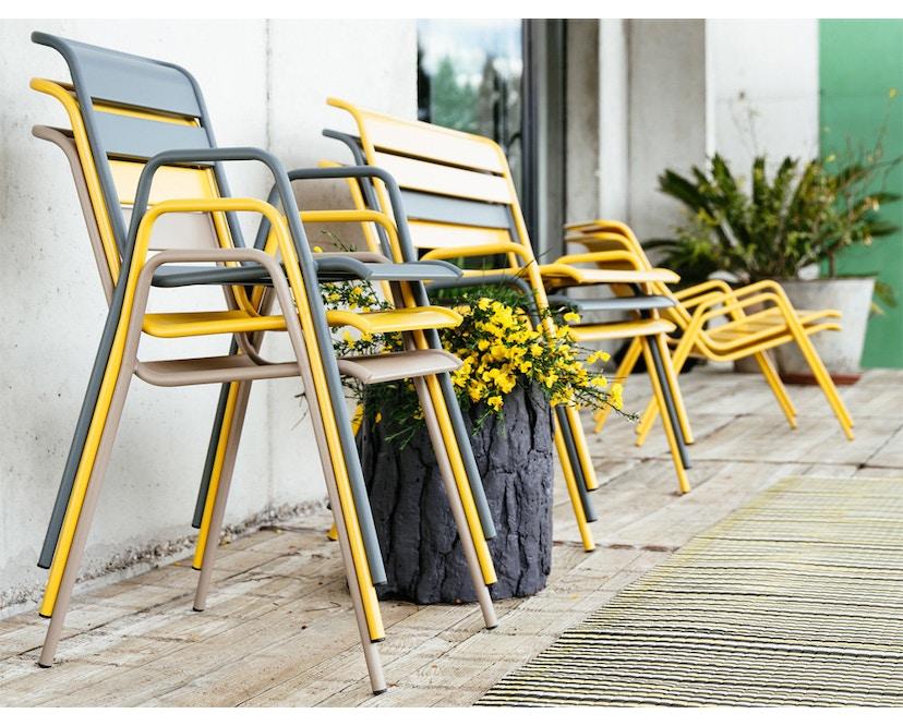 Fermob - MONCEAU lage fauteuil - 09 roest mat - 6