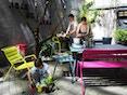 Fermob - MONCEAU lage fauteuil - 4