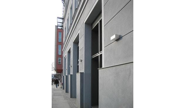 Mawa Design - Mono 2a LED Außenwandleuchte - matt gebürstet - 2