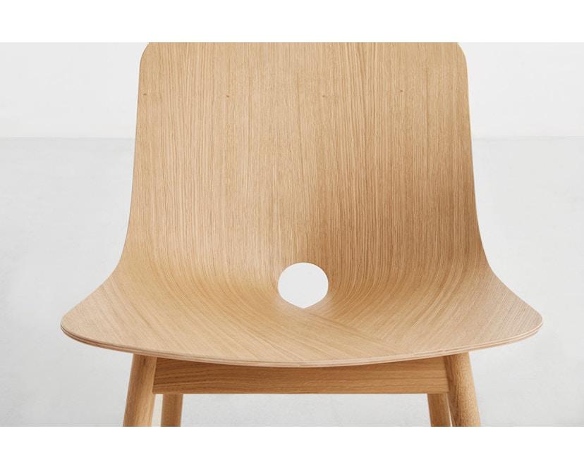 Woud - Mono Stuhl - wood care treated oak - 4