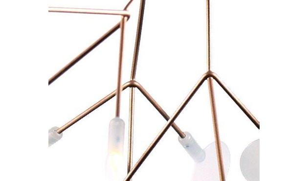 Moooi - Heracleum II Small - copper - 3