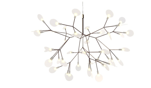 Moooi - Heracleum II Small - nickel - 0