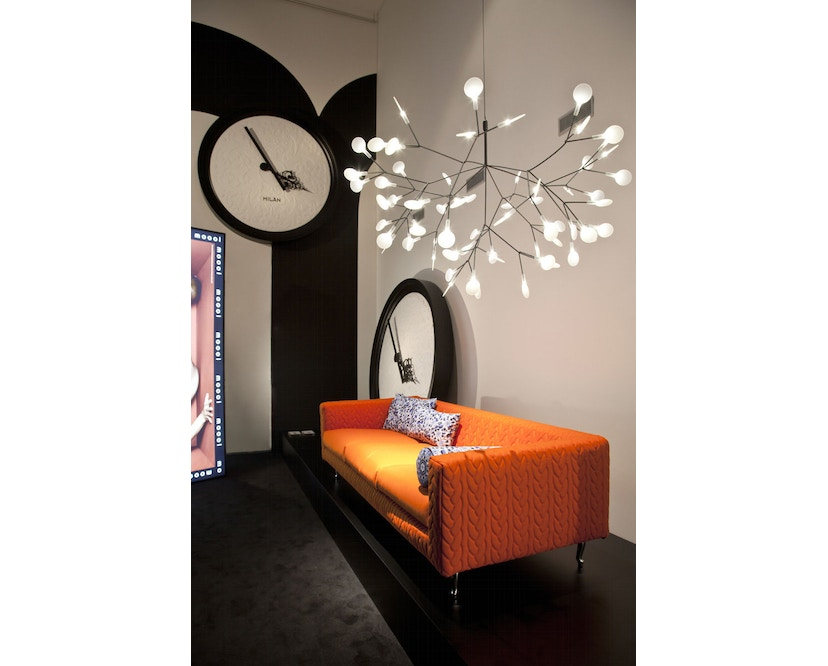 Moooi - Heracleum II Small - nickel - 1