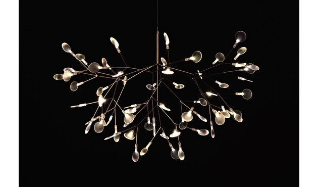 Moooi - Heracleum II Small - nickel - 2