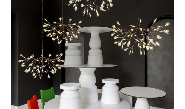 Moooi - Heracleum II Small - nickel - 6