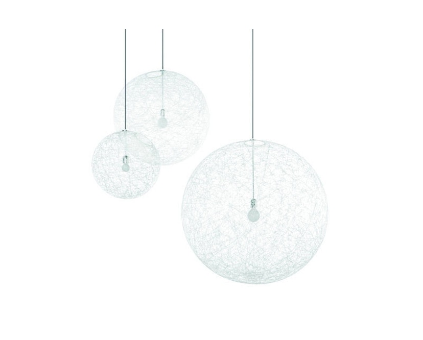 Moooi - LED Random Light - wit - Ø 50 cm - 4