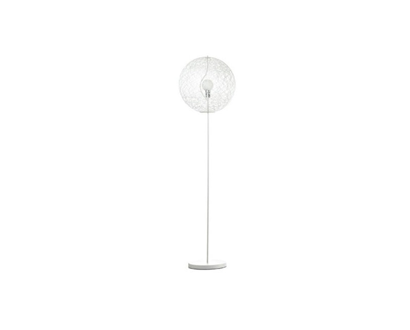 Moooi - Random Floor Lamp LED - small-weiß - 1