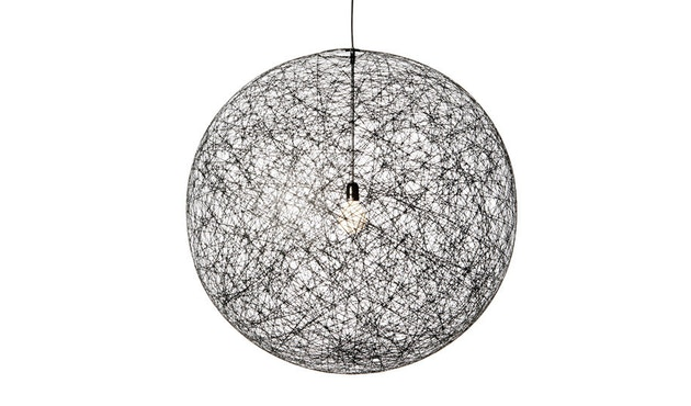 Moooi - Random Light - Large - schwarz - 1