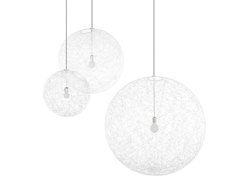 Moooi - Random Light - Large - schwarz - 4