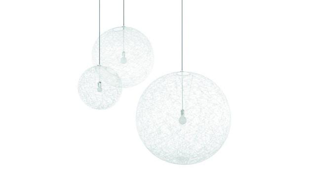 Moooi - Random Light Medium - weiß - 3