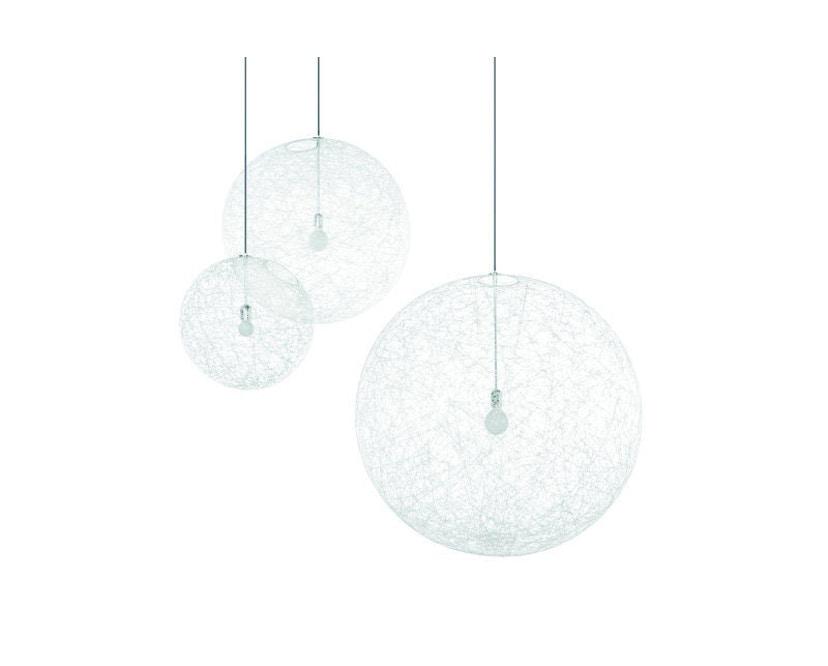 Moooi - Random Light - blanc - Ø 50 cm - 3