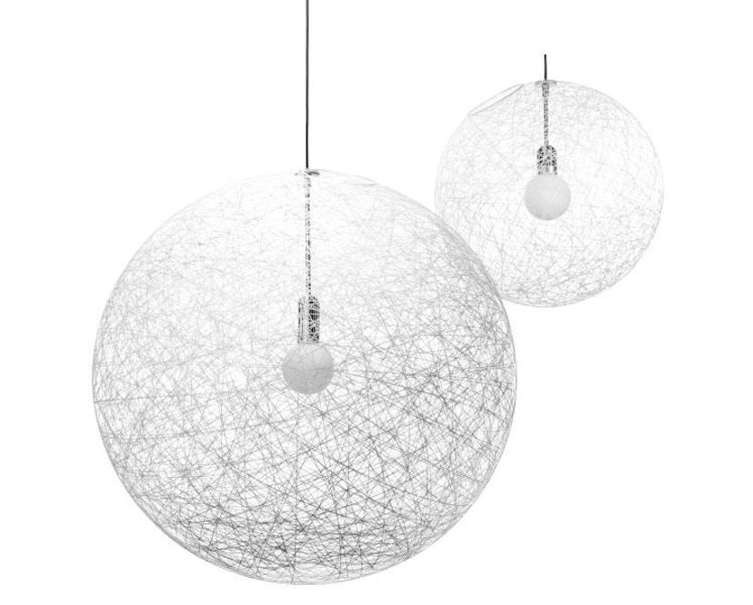 Moooi - Random Light - blanc - Ø 50 cm - 4