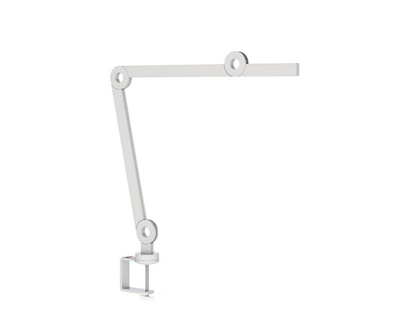 Senses - Mooove Tischleuchte mit Tischklemme - Mini - weiß - 3