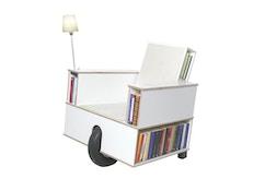 Moormann - Bookinist leesstoel - 1