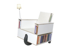 Moormann - Bookinist leesfauteuil - 1