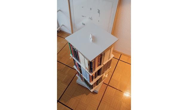 Moormann - Buchstabler - Bücherturm S - rot - 4