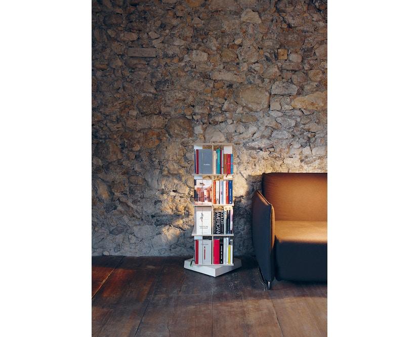 Moormann - Buchstabler - Bücherturm S - rot - 5