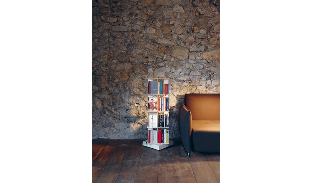 Moormann - Buchstabler - Bücherturm S - schwarz - 5