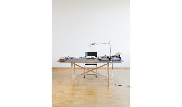 Moormann - Egon eettafel linoleum - 90 x 140 cm - 6