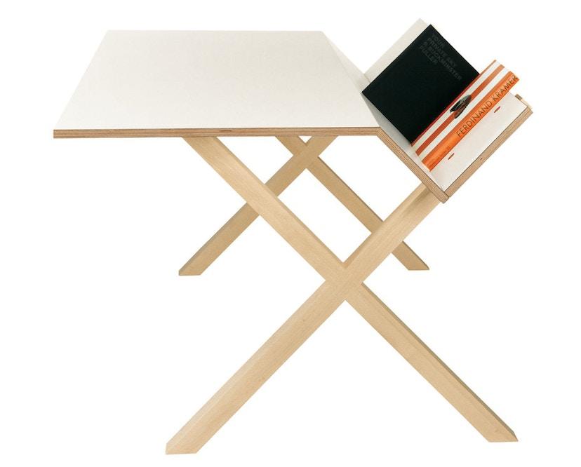 Moormann - Kant Tisch - groß/weiß - 1