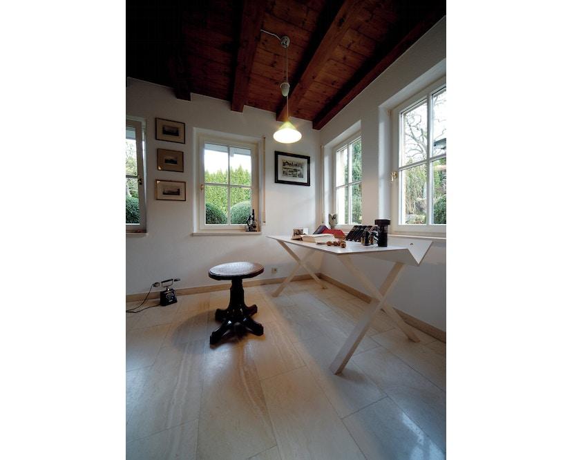 Moormann - Kant Tisch - groß/weiß - 5