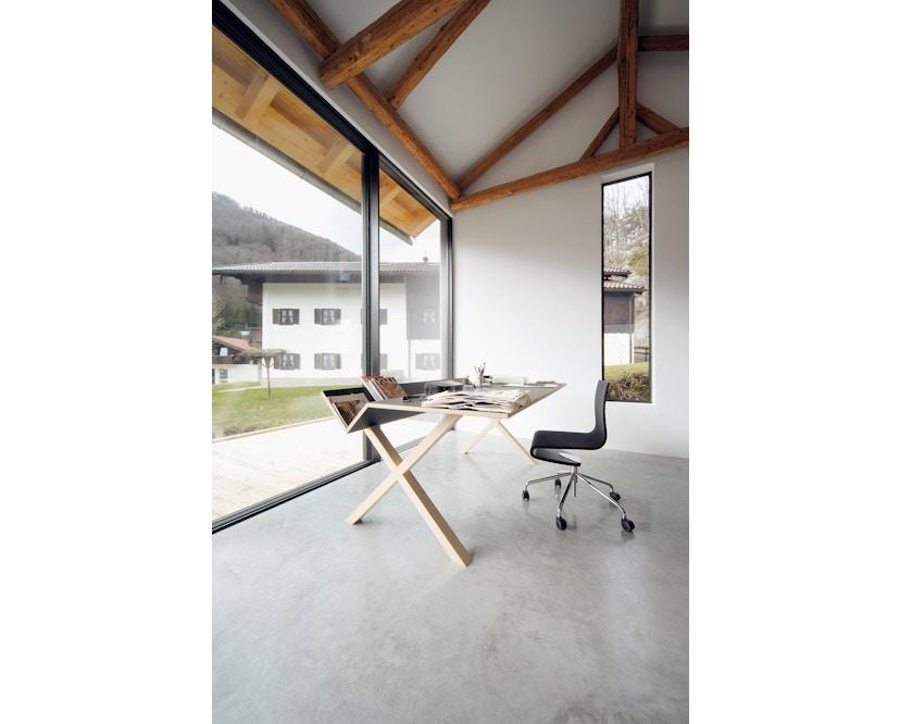 Moormann - Kant Tisch - groß/weiß - 7