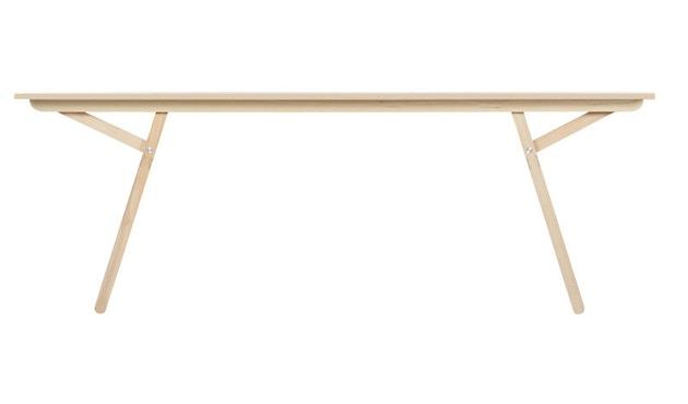 Moormann - Klopstock Tisch S - Melaminharz weiß - 4