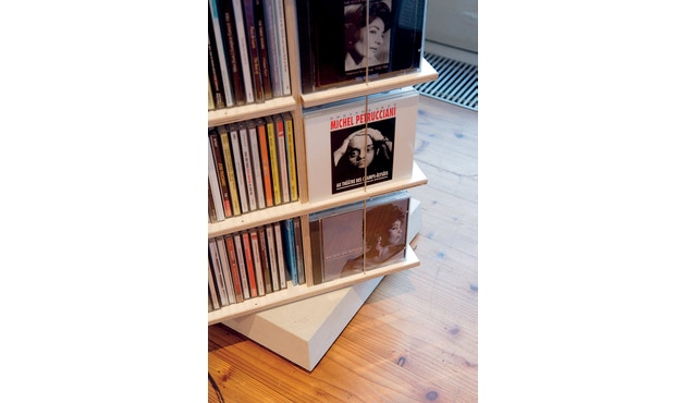 Moormann - Musikstapler - Erweiterung - weiß - 3
