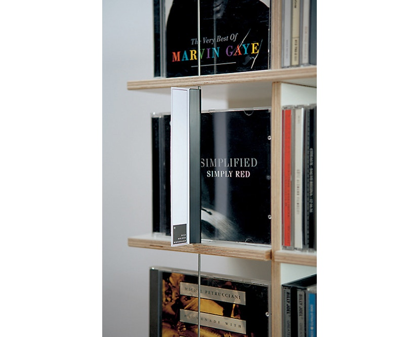 Moormann - Musikstapler S - schwarz - 5