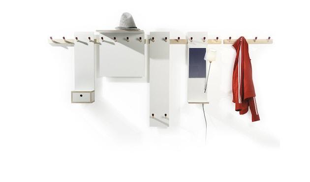 Moormann - Rechenbeispiel garderobe - wit (FU) - 5