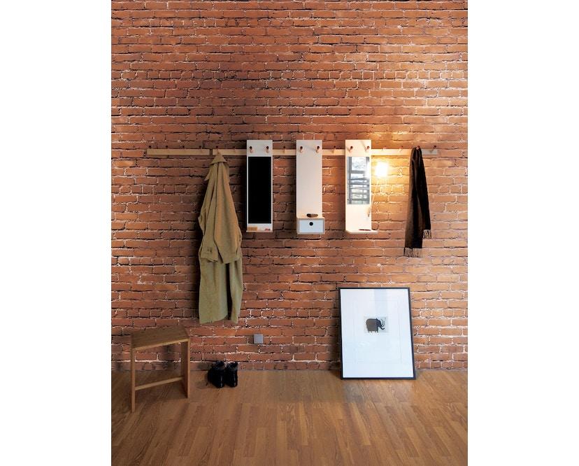 Moormann - Rechenbeispiel Garderobe mit Hutablage - 3