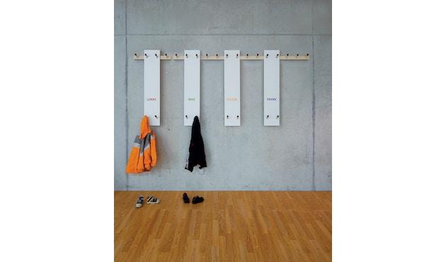 Moormann - Rechenbeispiel Garderobe mit Hutablage - 6