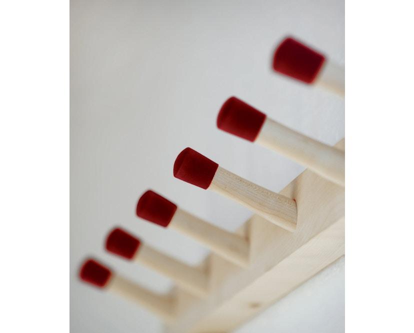 Moormann - Rechenbeispiel plank met haken - S - zwart - 6