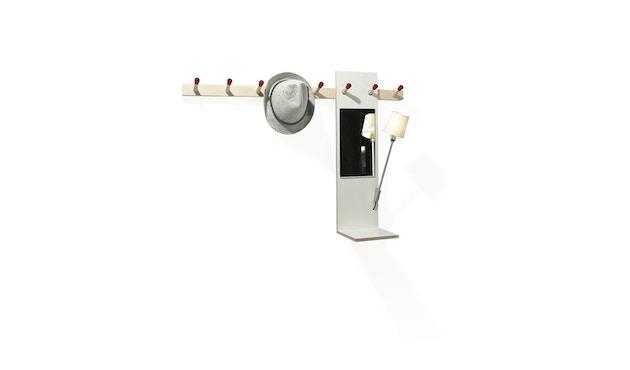 Moormann - Rechenbeispiel Spiegelboard - weiß - 6