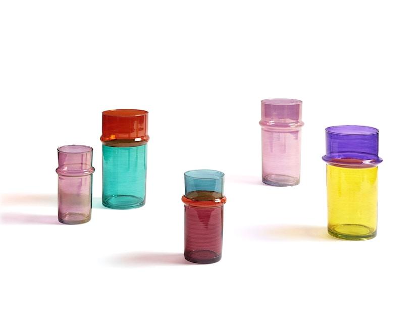 HAY - Marokkanische Vase - pink - S - 2