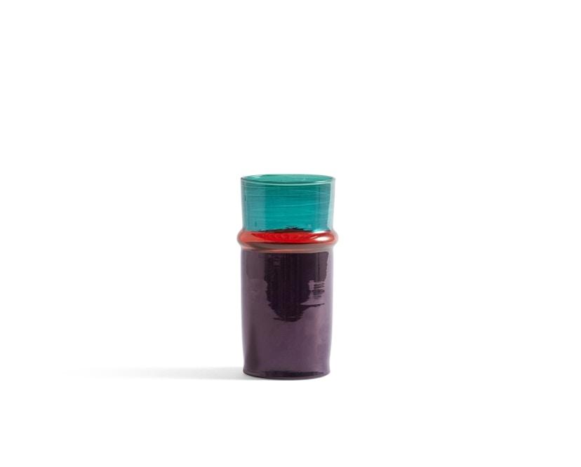 HAY - Marokkanische Vase - lila - S - 1