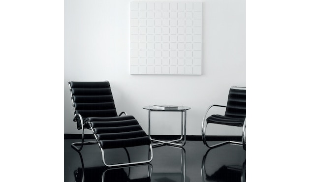 Knoll International - MR Armlehnstuhl - Volo schwarz - 2