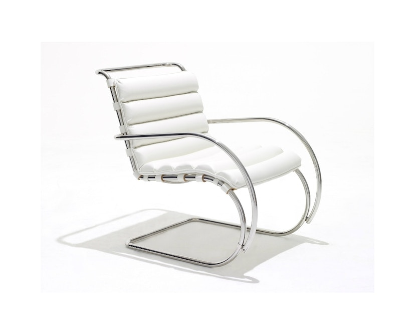 Knoll International - MR Armlehnstuhl - Volo schwarz - 1