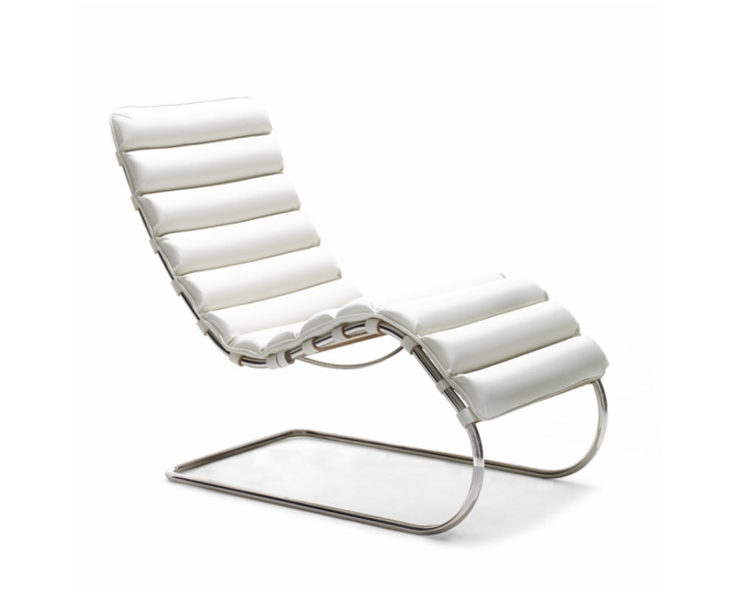 Knoll International - MR Lounge Liege - Volo schwarz - 0