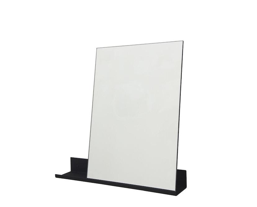 Frama - MS-1 spiegel - zwart gepoedercoat - 70 cm breed - 0