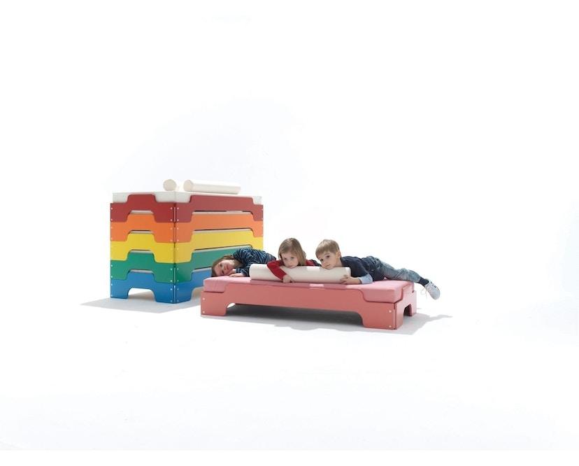 Müller Möbelwerkstätten - Stapelliege für Kinder - 5