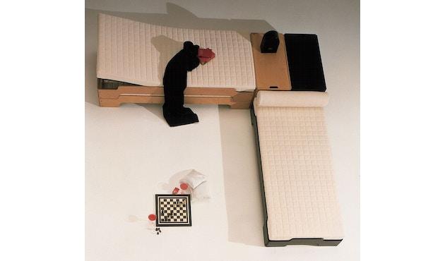 Müller Möbelwerkstätten - Stapelbed Comfort - 90 x 190 cm - Beuk natuur, gelakt - 7