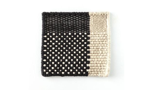 Nanimarquina - Tres Teppich - schwarz - 170 x 240 cm - 2