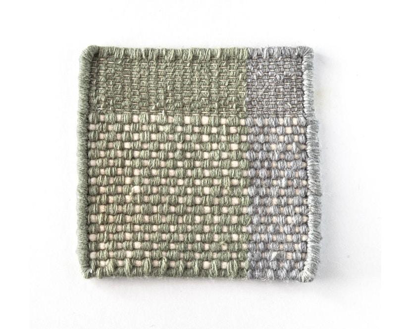 Nanimarquina - Tres Teppich - salbei - 170 x 240 cm - 2
