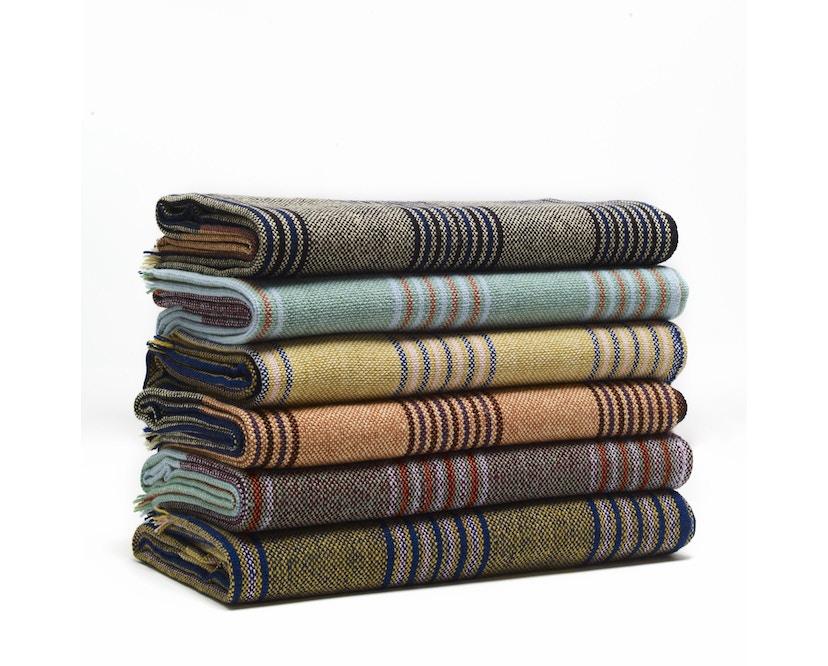 Ames - Couvertures Mulera - bleu/noir/orange - 3