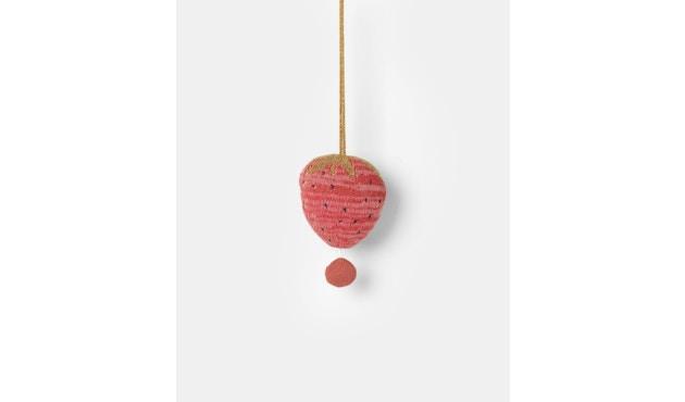ferm LIVING - Fruiticana Spieluhr - Erdbeere - 1