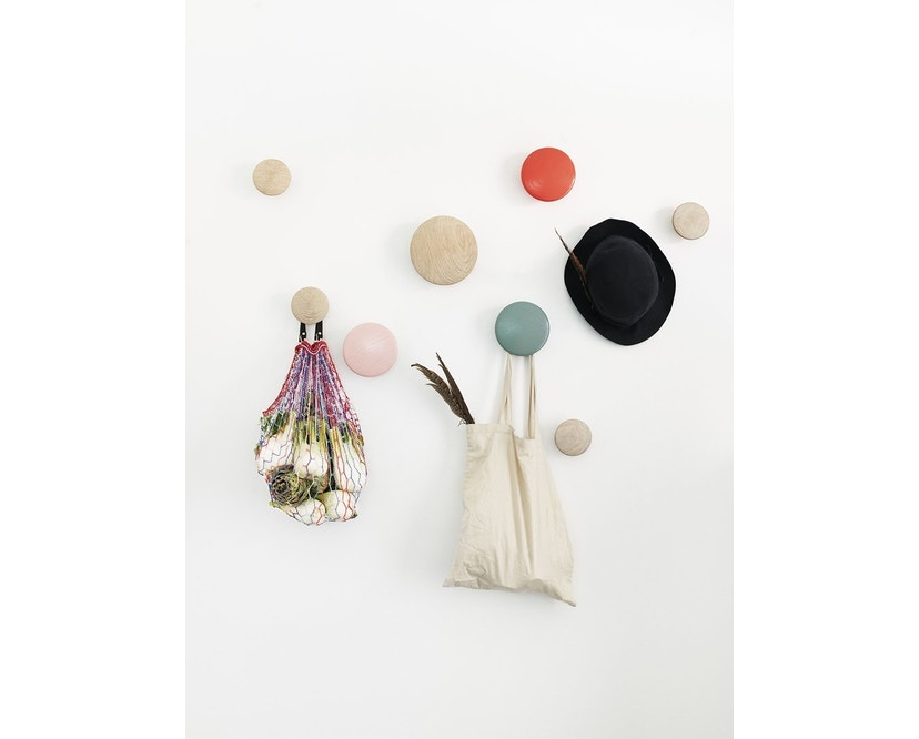 Muuto - Set The Dots - blanc - Frêne - 6