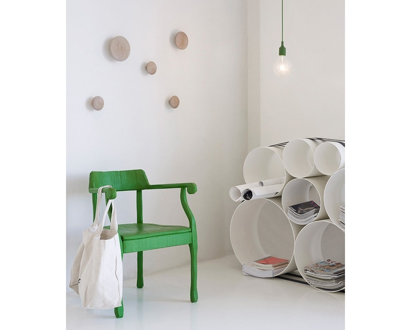 Muuto - Set The Dots - blanc - Frêne - 8