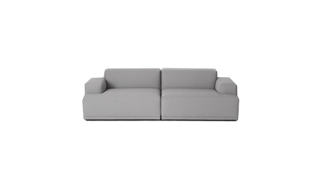 Muuto - Connect 2- Sitzer Sofa - Remix 123 - 3