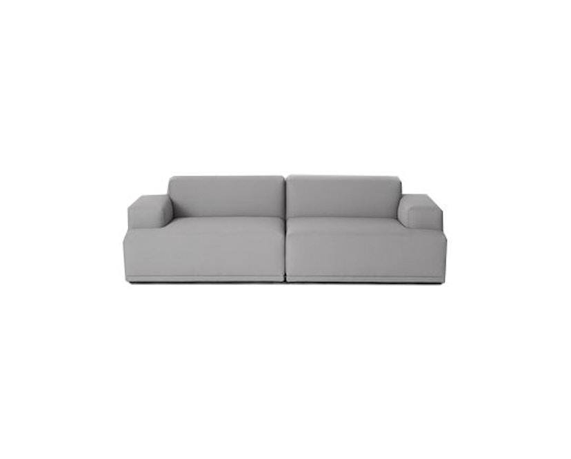 Muuto - Connect 2- Sitzer Sofa - Remix 123 - 3